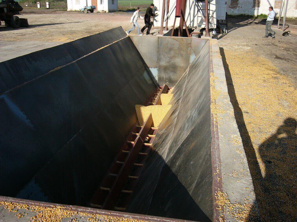 Конвейеры цепные для завальных ям в Киеве фото