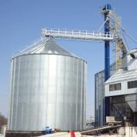 Купить зерновой силос металлический