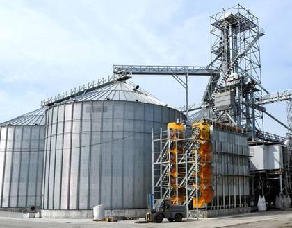 Элеватор зерновой фото проект транспортера