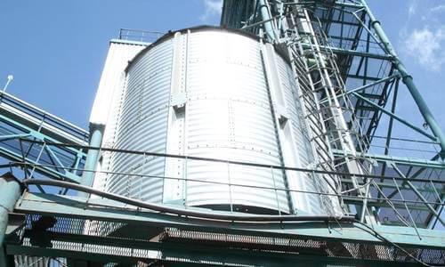 Элеватор для зерна фото как устроен скребок транспортера это