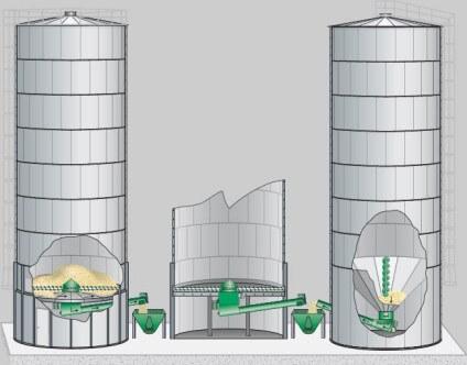 Металлический силос для элеватора диски для транспортер фольксваген т5 бу