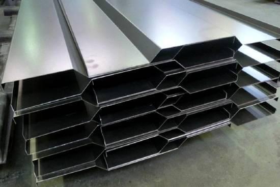 Стоимость гибки листового металла Украина